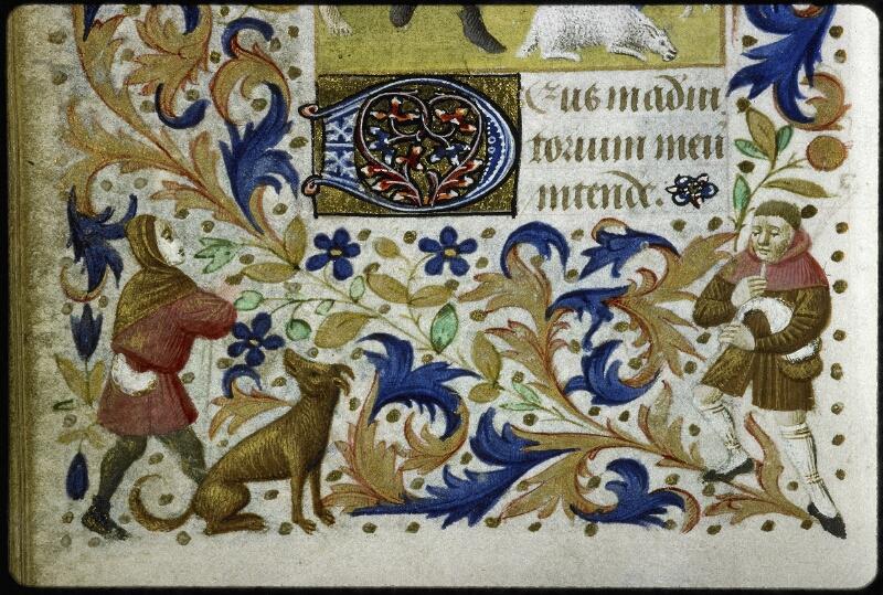 Lyon, Bibl. mun., ms. 6022, f. 077v - vue 3