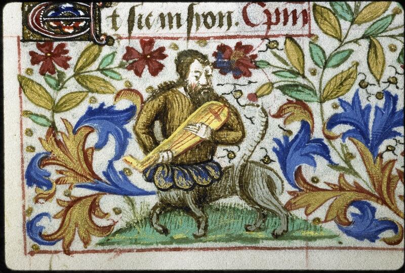 Lyon, Bibl. mun., ms. 6022, f. 081 - vue 2