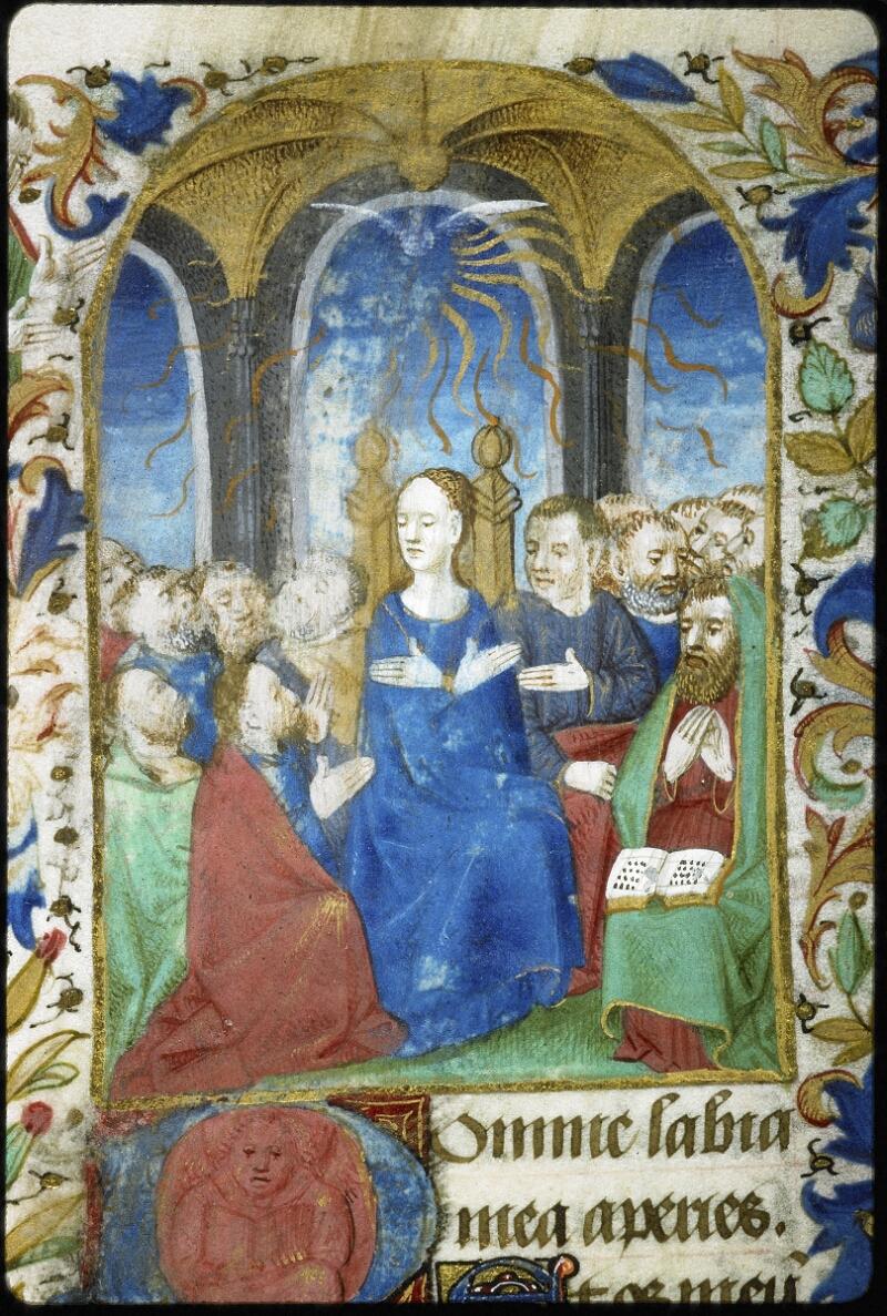 Lyon, Bibl. mun., ms. 6022, f. 115 - vue 1
