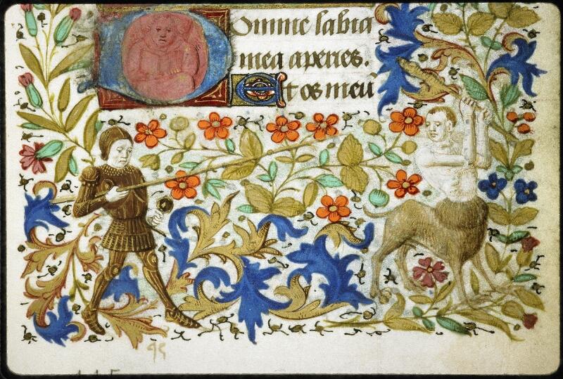 Lyon, Bibl. mun., ms. 6022, f. 115 - vue 2