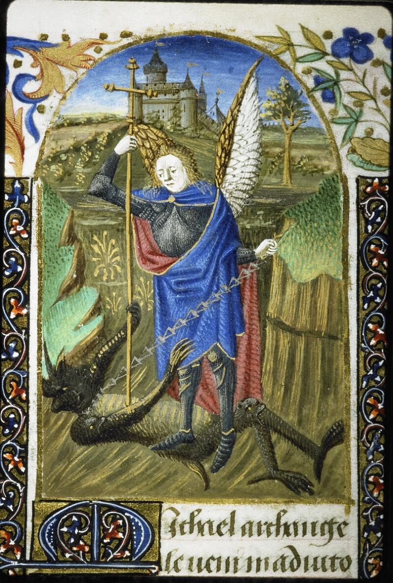Lyon, Bibl. mun., ms. 6022, f. 203 - vue 1