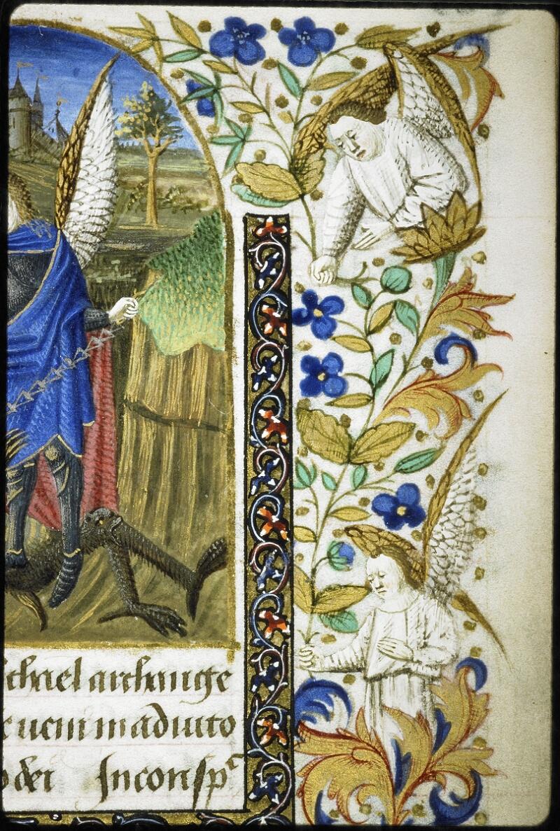 Lyon, Bibl. mun., ms. 6022, f. 203 - vue 2