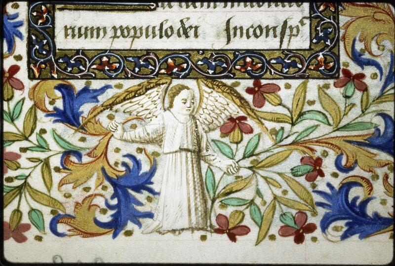 Lyon, Bibl. mun., ms. 6022, f. 203 - vue 3