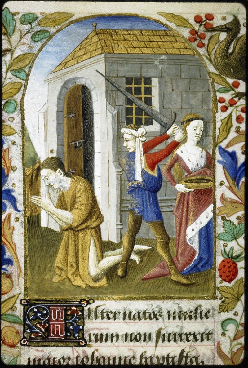 Lyon, Bibl. mun., ms. 6022, f. 204v - vue 1