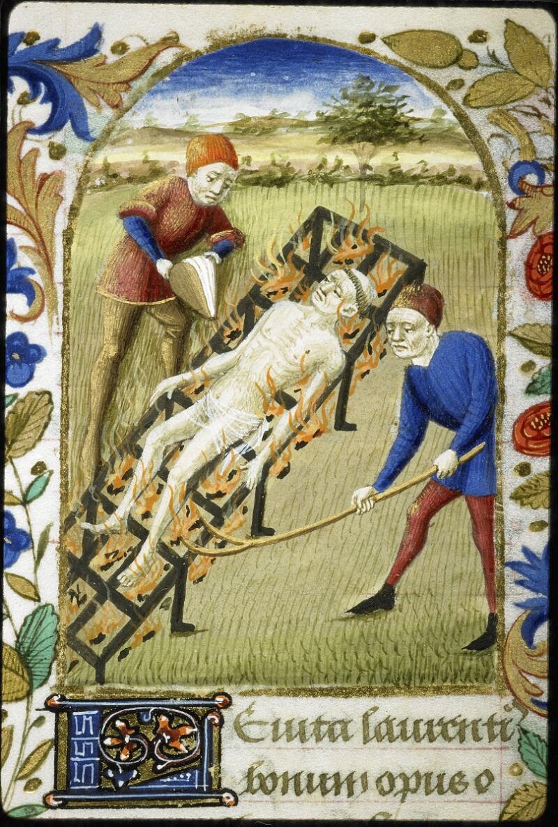 Lyon, Bibl. mun., ms. 6022, f. 208 - vue 1