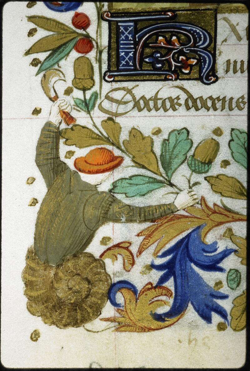 Lyon, Bibl. mun., ms. 6022, f. 216 - vue 3