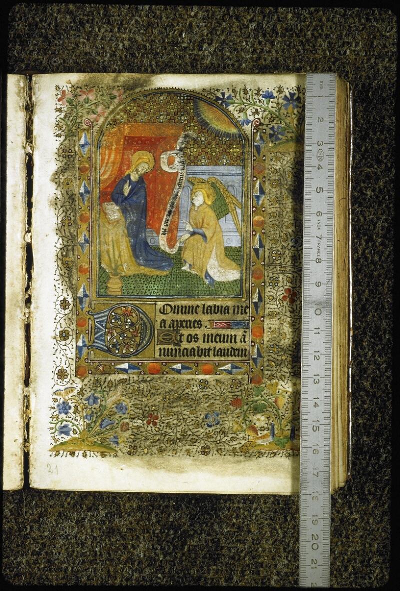 Lyon, Bibl. mun., ms. 6023, f. 021 - vue 1
