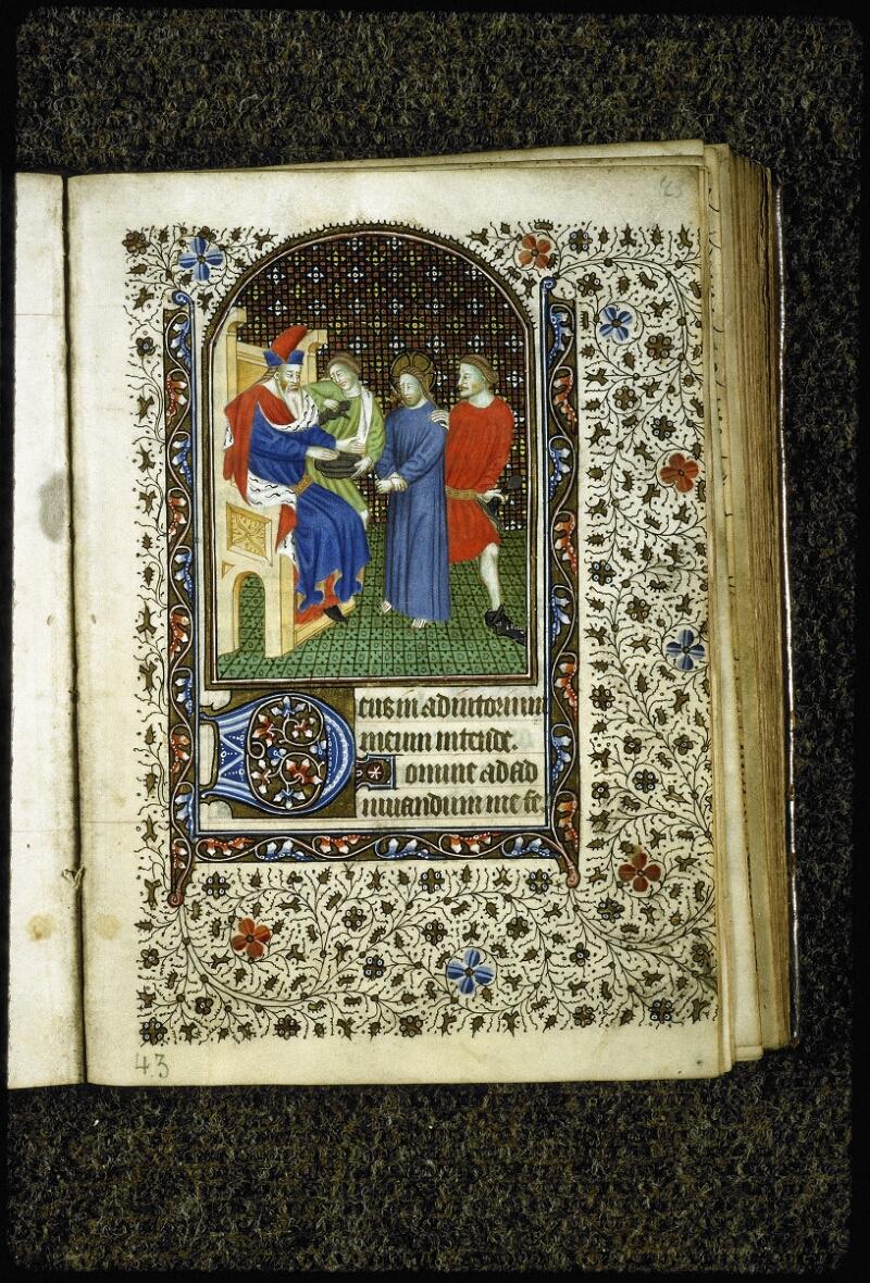 Lyon, Bibl. mun., ms. 6023, f. 043 - vue 1
