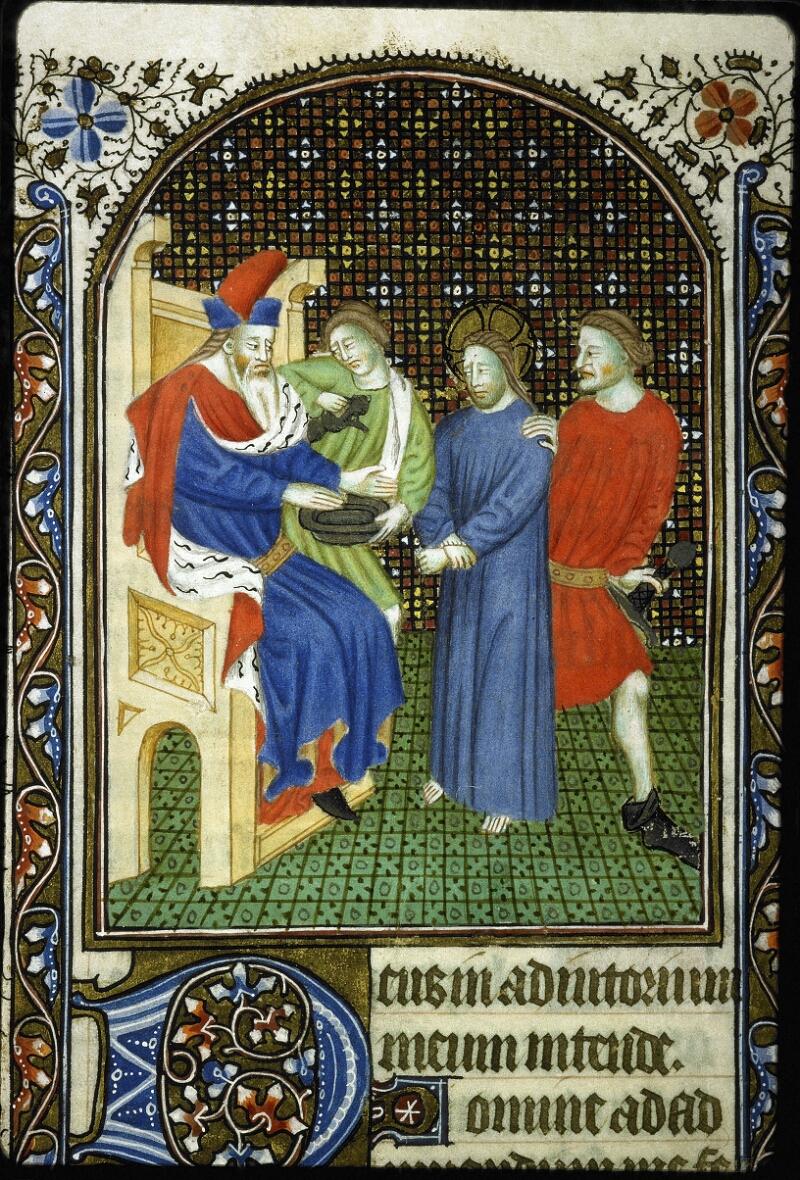 Lyon, Bibl. mun., ms. 6023, f. 043 - vue 2
