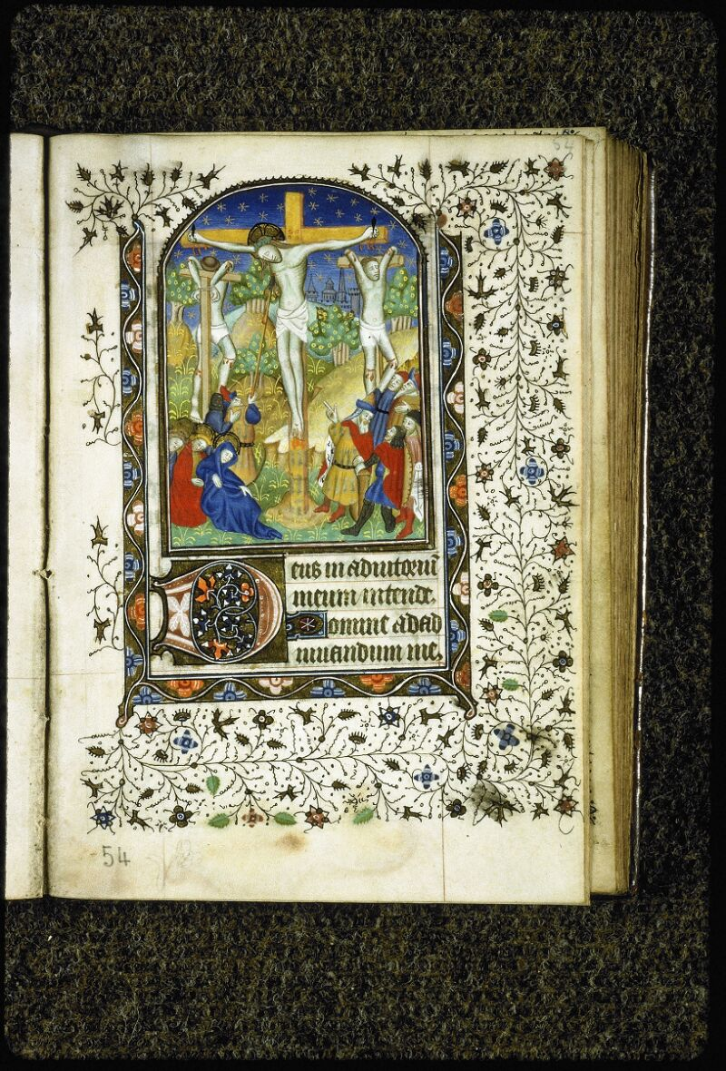 Lyon, Bibl. mun., ms. 6023, f. 054 - vue 1