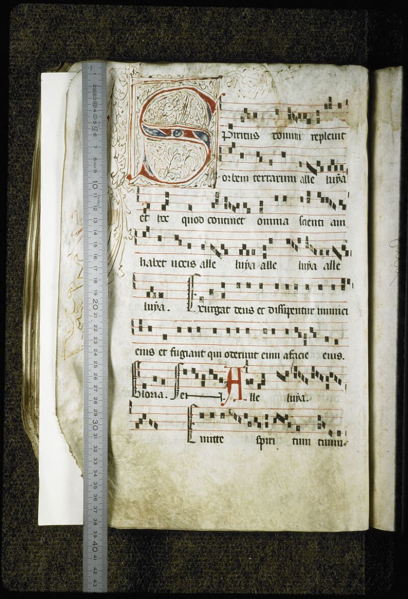 Lyon, Bibl. mun., ms. 6096, f. 068v - vue 1