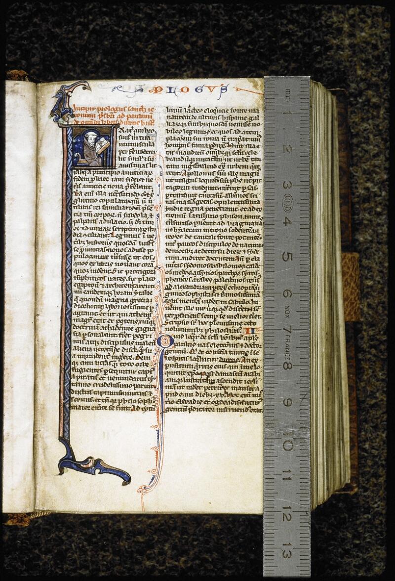 Lyon, Bibl. mun., ms. 6260, f. 010 - vue 1