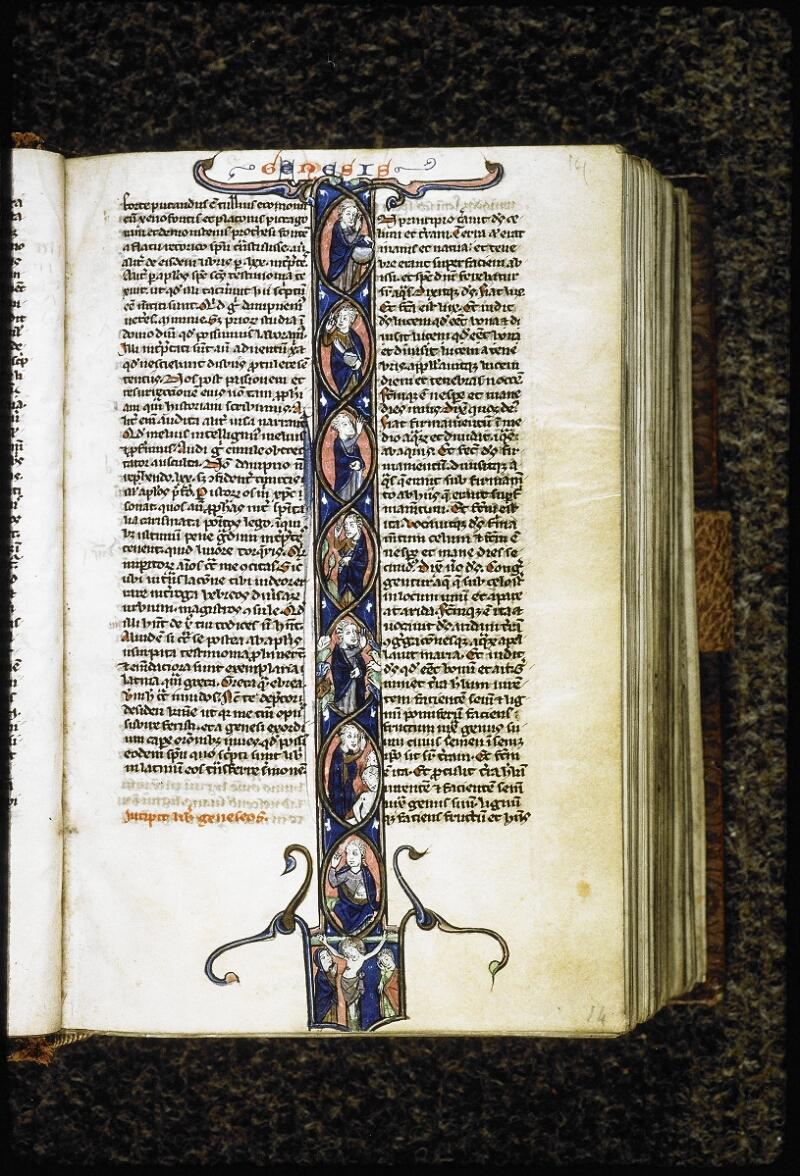 Lyon, Bibl. mun., ms. 6260, f. 014 - vue 1