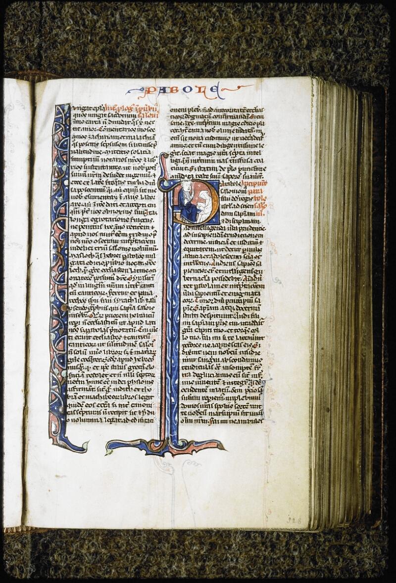 Lyon, Bibl. mun., ms. 6260, f. 328 - vue 1