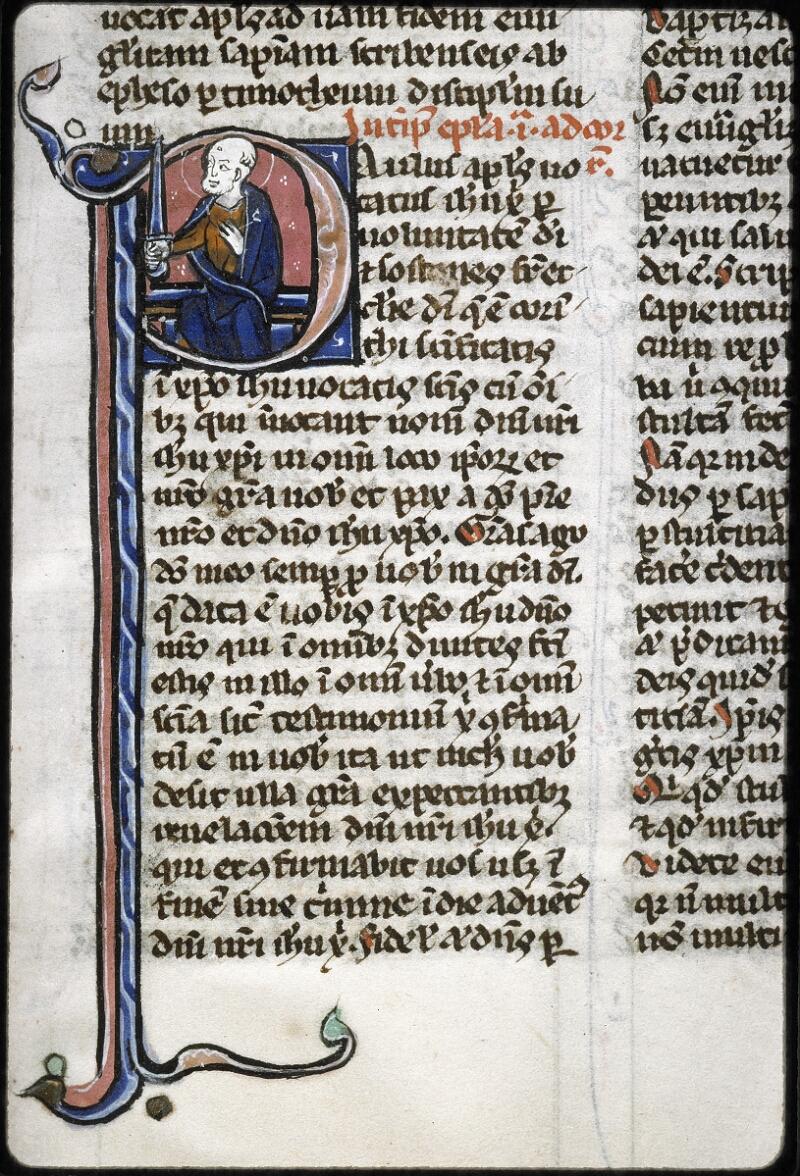 Lyon, Bibl. mun., ms. 6260, f. 590