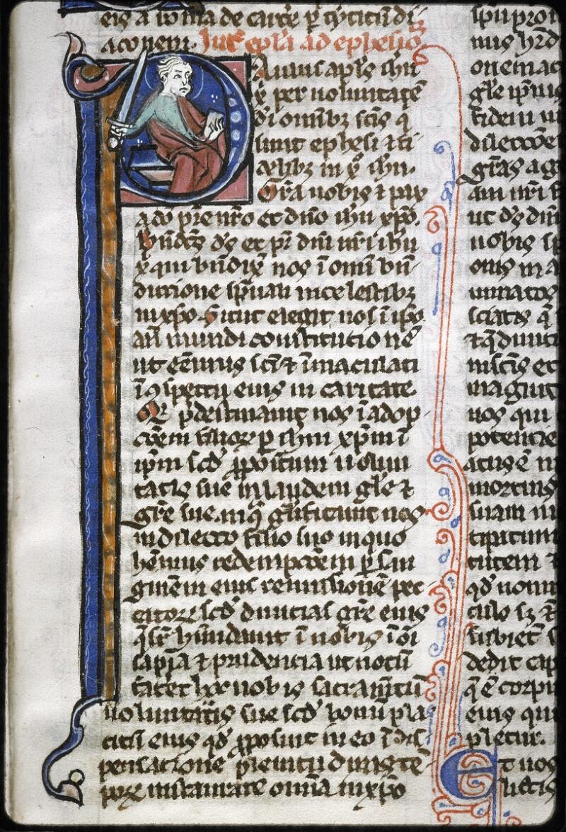 Lyon, Bibl. mun., ms. 6260, f. 603