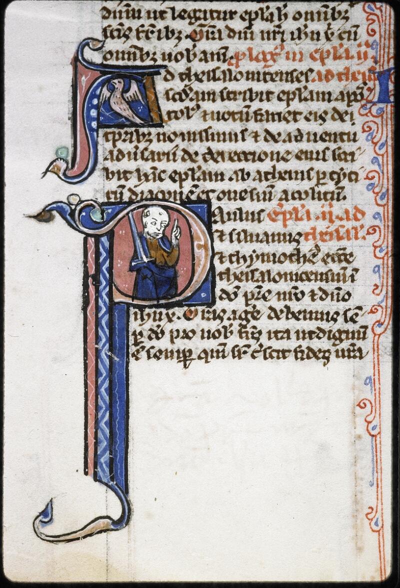 Lyon, Bibl. mun., ms. 6260, f. 609v