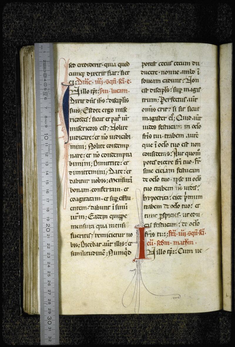 Lyon, Bibl. mun., ms. 6412, f. 301v - vue 1