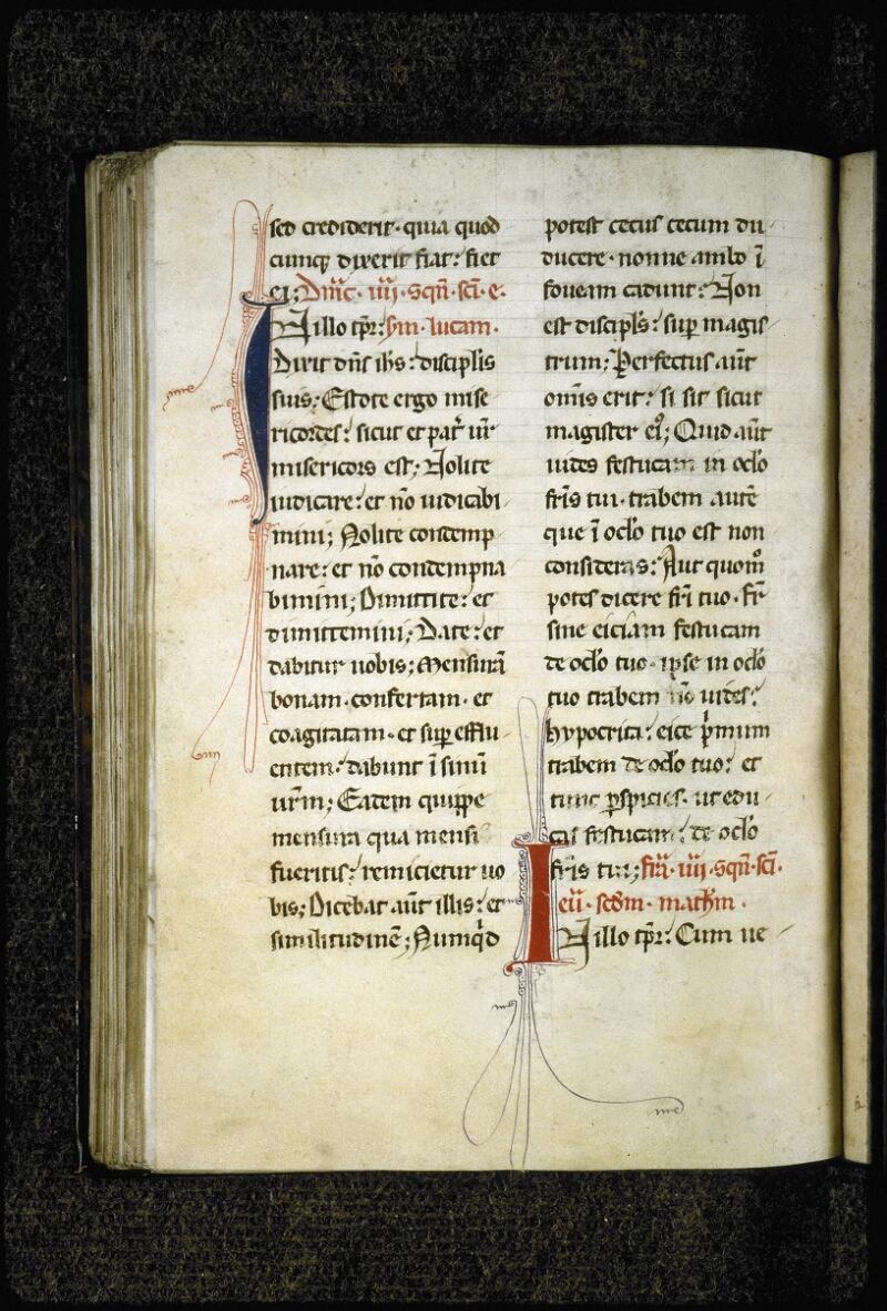 Lyon, Bibl. mun., ms. 6412, f. 301v - vue 2