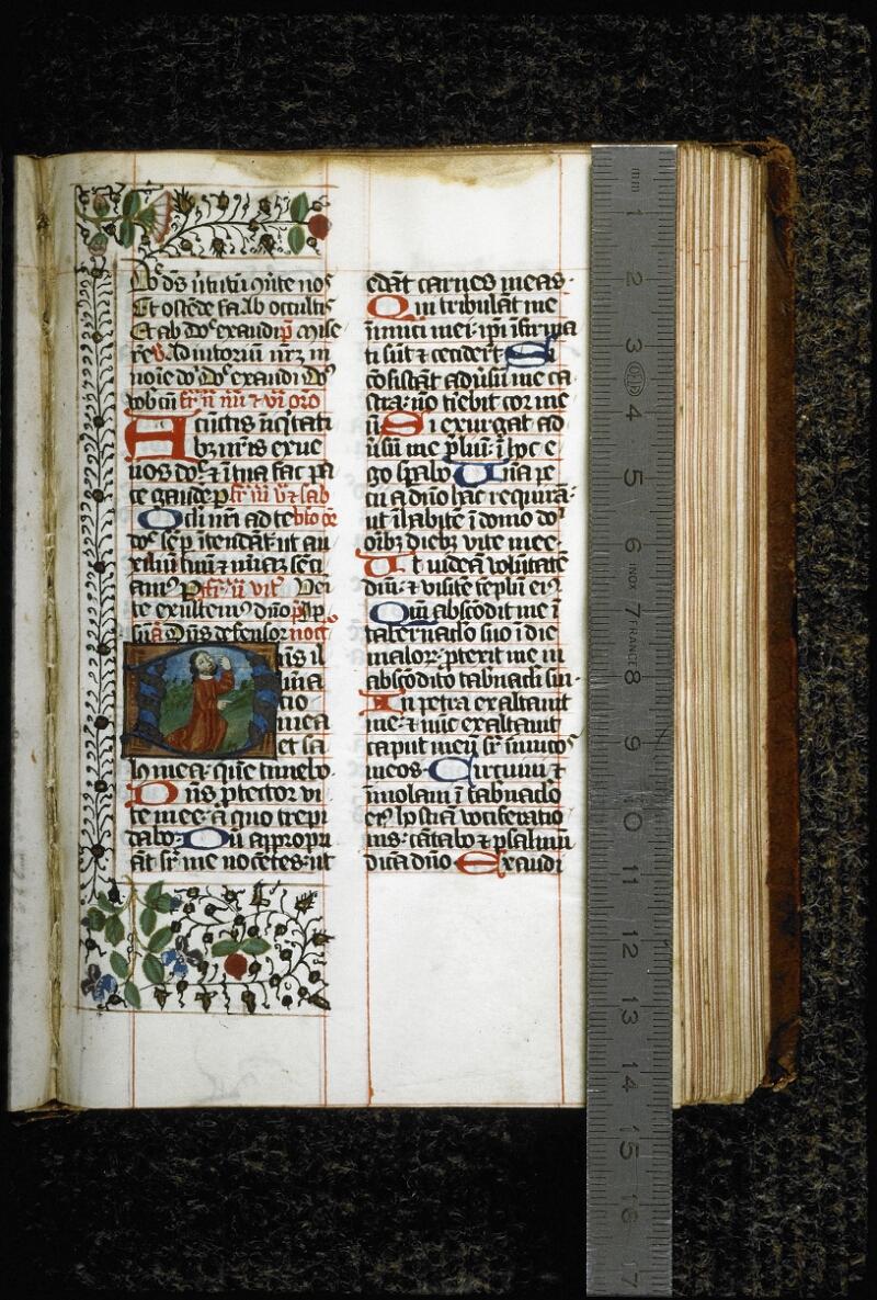 Lyon, Bibl. mun., ms. 6420, f. 031 - vue 1
