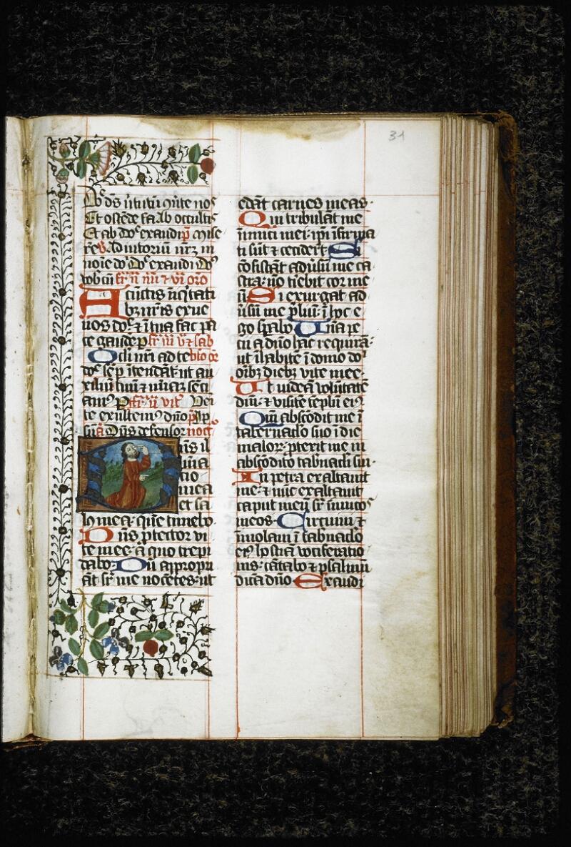 Lyon, Bibl. mun., ms. 6420, f. 031 - vue 2