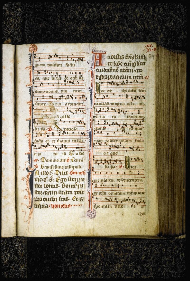Lyon, Bibl. mun., ms. 6667, f. 024 - vue 2