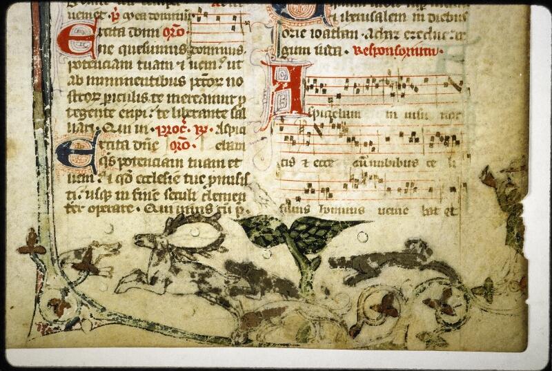 Lyon, Bibl. mun., ms. 6699, f. 001 - vue 4