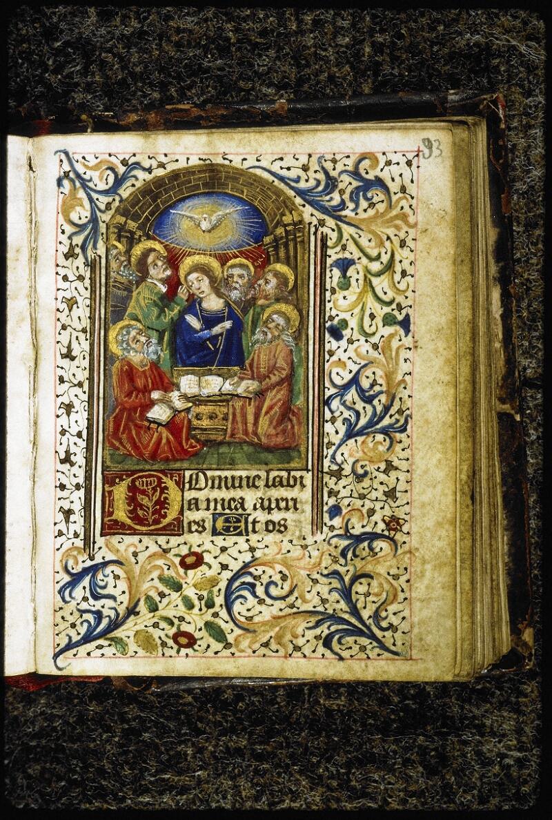 Lyon, Bibl. mun., ms. 6849, f. 093 - vue 1