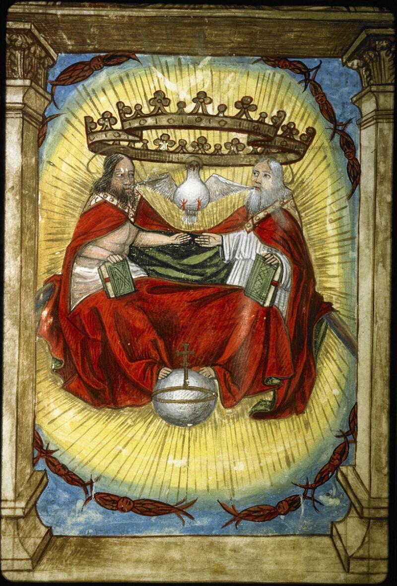 Lyon, Bibl. mun., ms. Coste 0355, f. 001v - vue 2