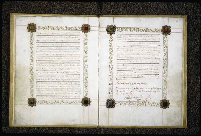 Lyon, Bibl. mun., ms. Coste 0396, f. 009v-010