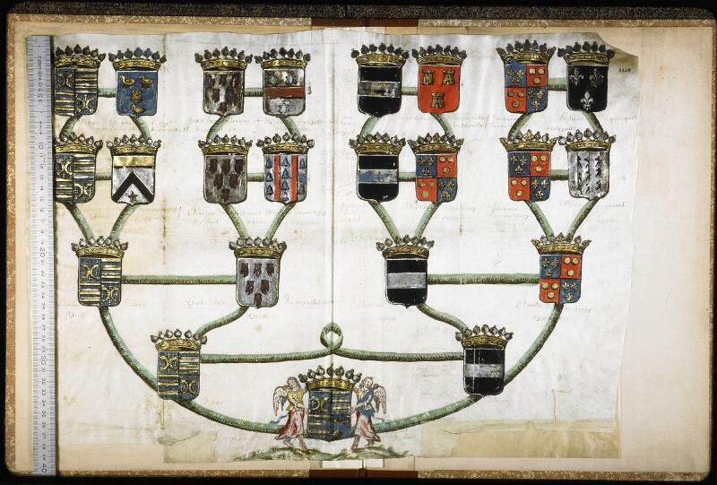 Lyon, Bibl. mun., ms. Coste 1156 - vue 1