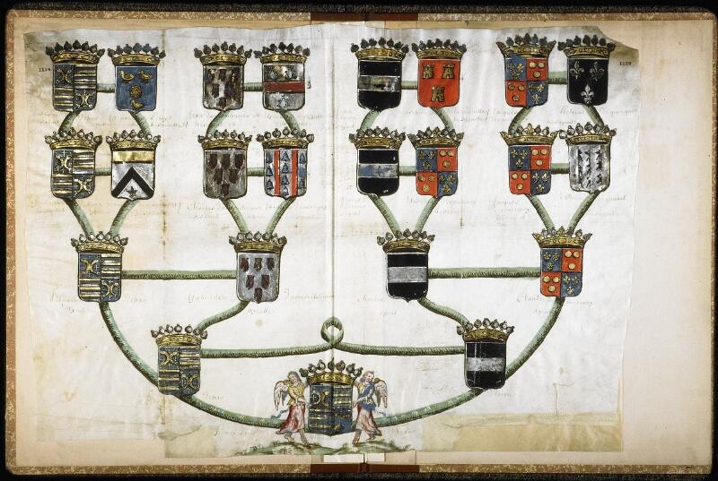 Lyon, Bibl. mun., ms. Coste 1156 - vue 2
