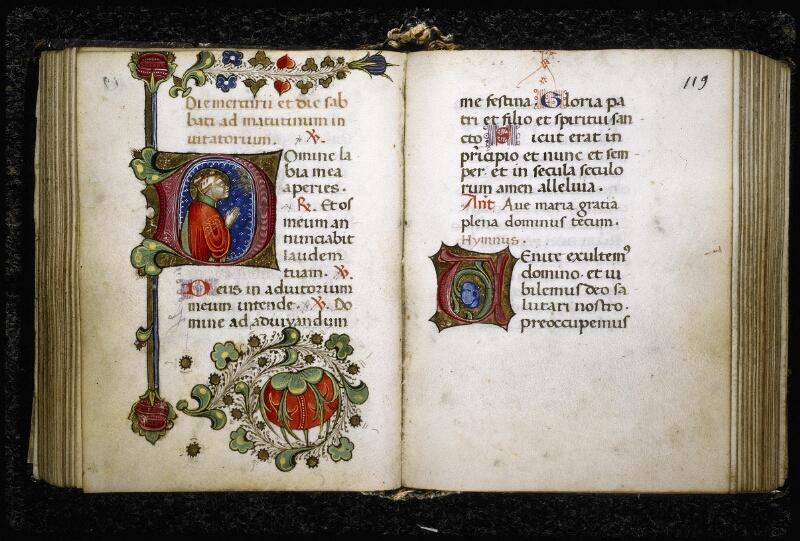 Lyon, Bibl. mun., ms. Palais des Arts 020, f. 118v-119