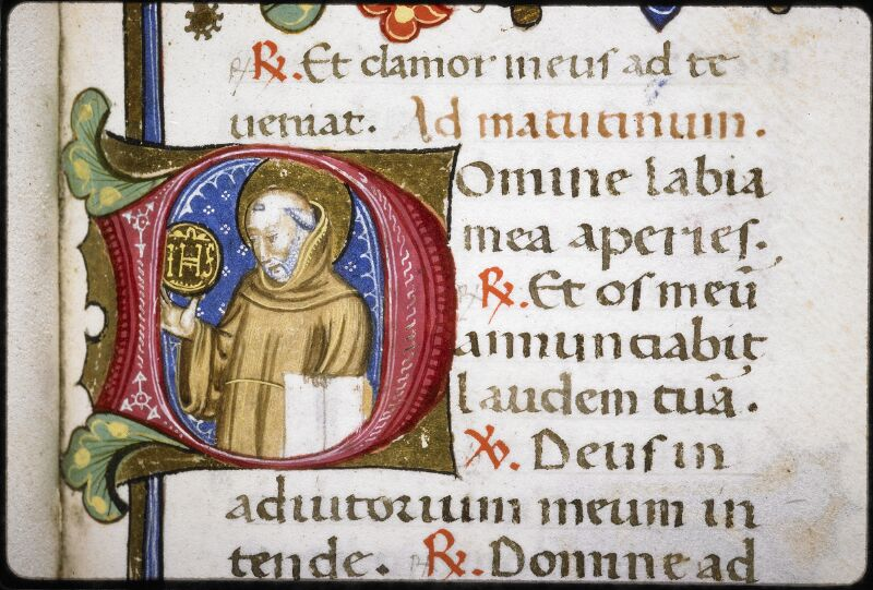 Lyon, Bibl. mun., ms. Palais des Arts 020, f. 133