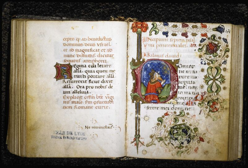 Lyon, Bibl. mun., ms. Palais des Arts 020, f. 170v-171