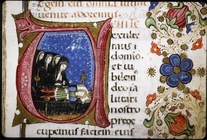 Lyon, Bibl. mun., ms. Palais des Arts 020, f. 207