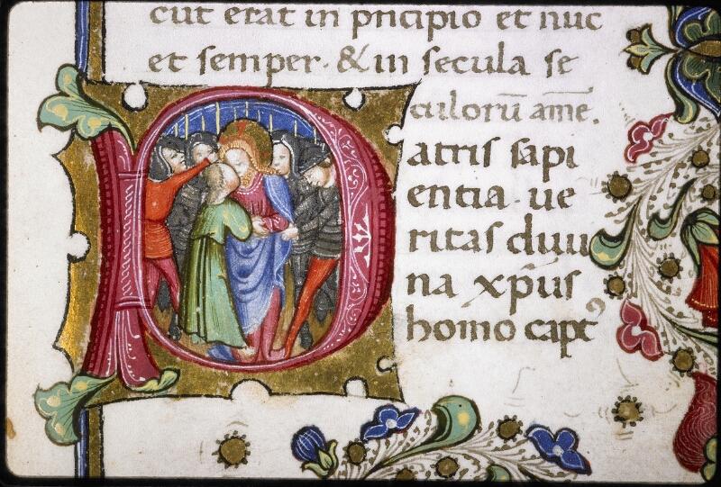 Lyon, Bibl. mun., ms. Palais des Arts 020, f. 277