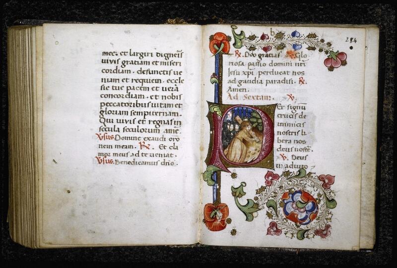 Lyon, Bibl. mun., ms. Palais des Arts 020, f. 283v-284