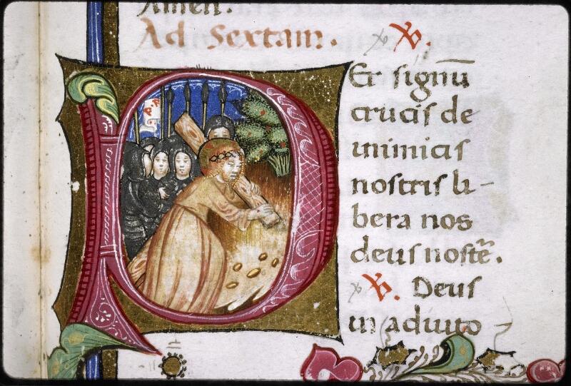 Lyon, Bibl. mun., ms. Palais des Arts 020, f. 284