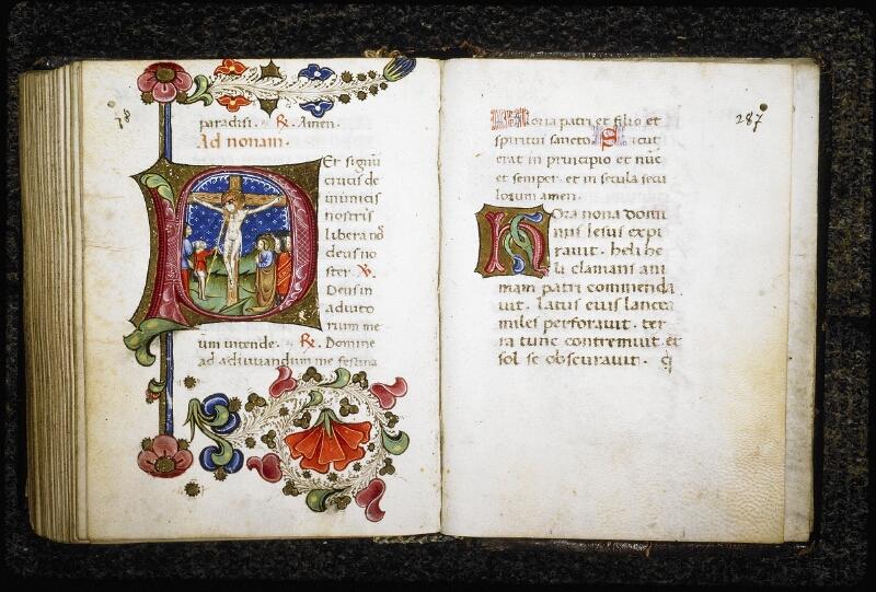 Lyon, Bibl. mun., ms. Palais des Arts 020, f. 286v-287