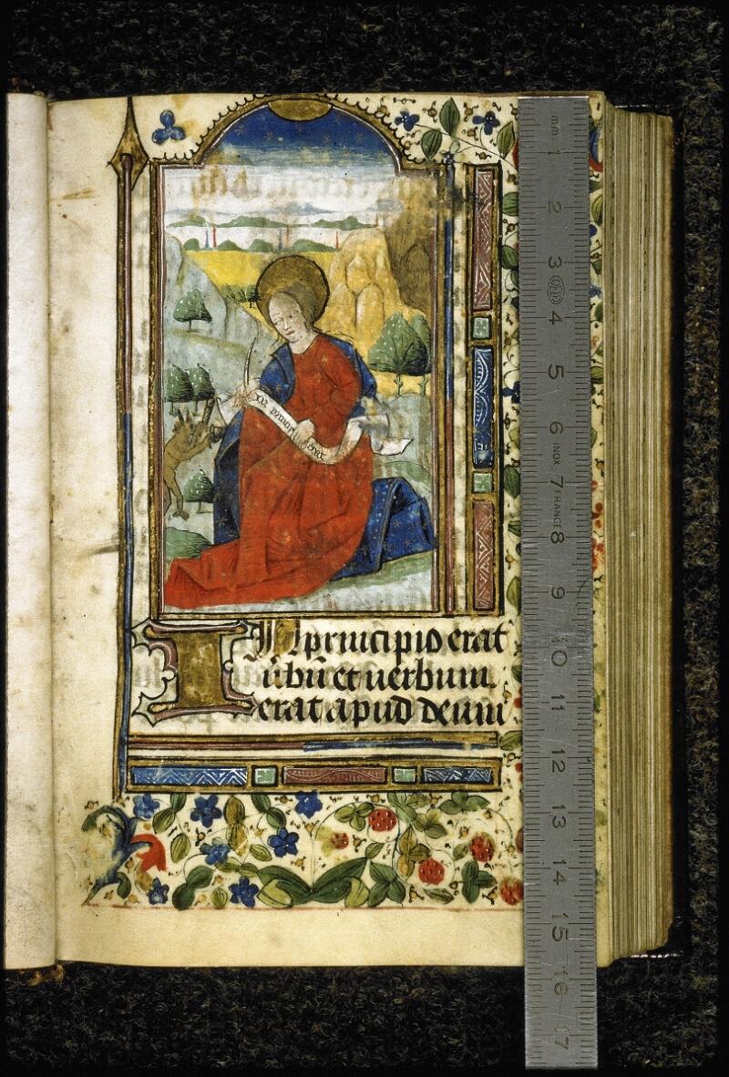 Lyon, Bibl. mun., ms. Palais des Arts 021, f. 013 - vue 1