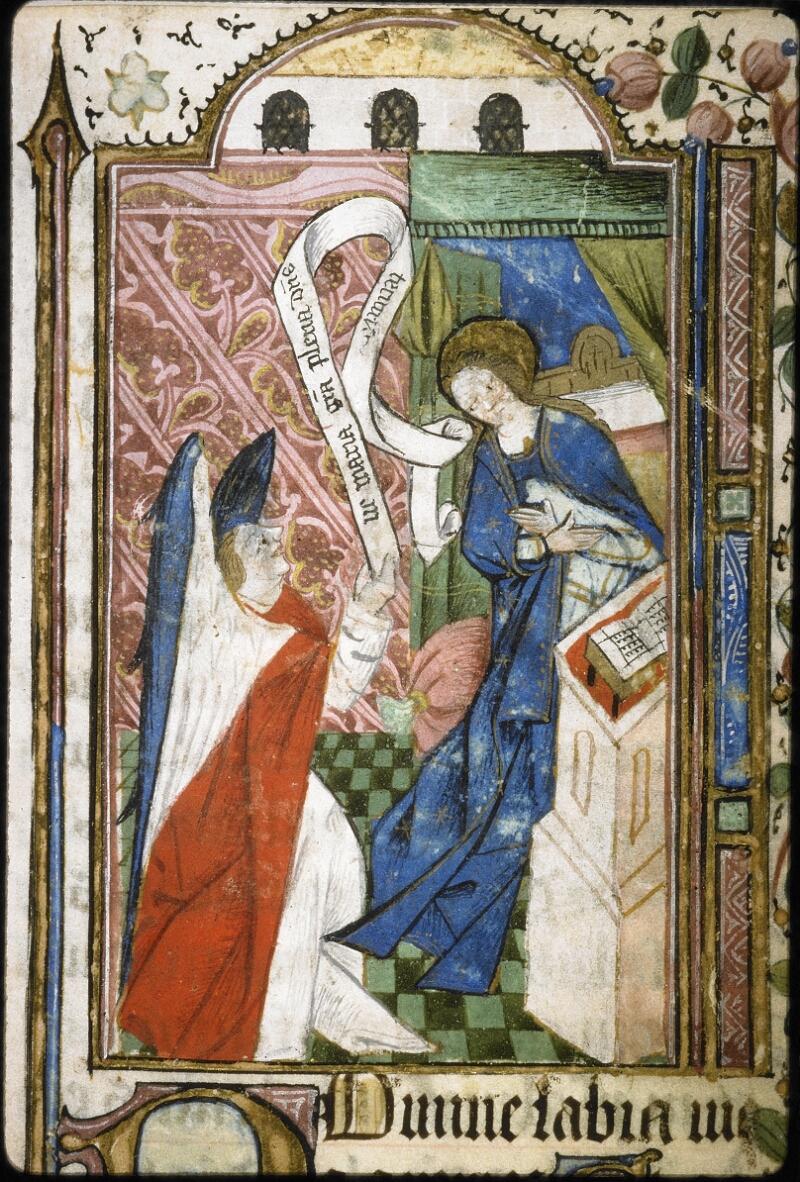 Lyon, Bibl. mun., ms. Palais des Arts 021, f. 021 - vue 2