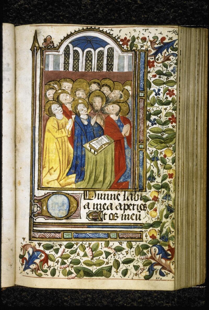 Lyon, Bibl. mun., ms. Palais des Arts 021, f. 056 bis - vue 1