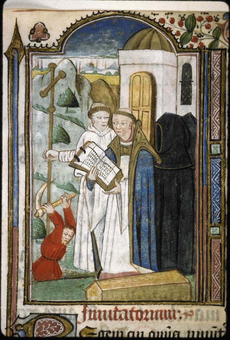 Lyon, Bibl. mun., ms. Palais des Arts 021, f. 067 - vue 2