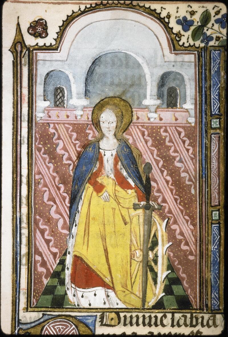 Lyon, Bibl. mun., ms. Palais des Arts 021, f. 117 - vue 2