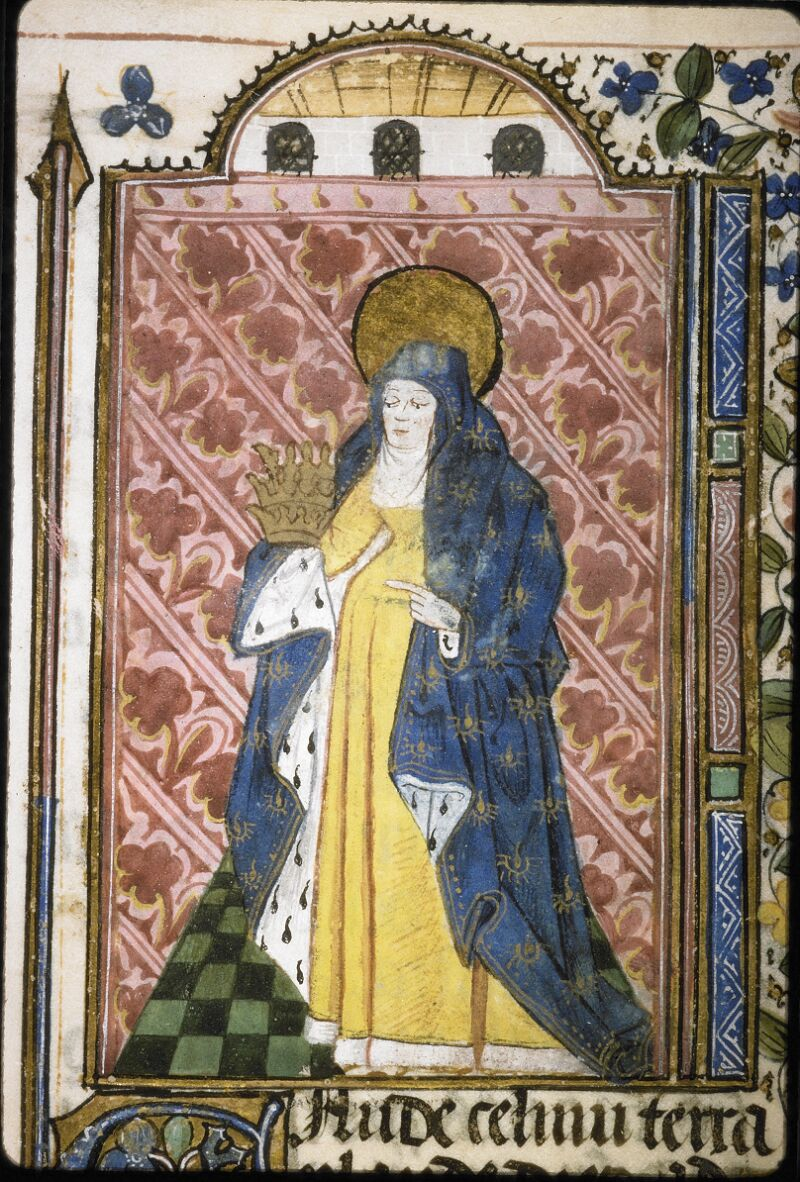 Lyon, Bibl. mun., ms. Palais des Arts 021, f. 124 - vue 2