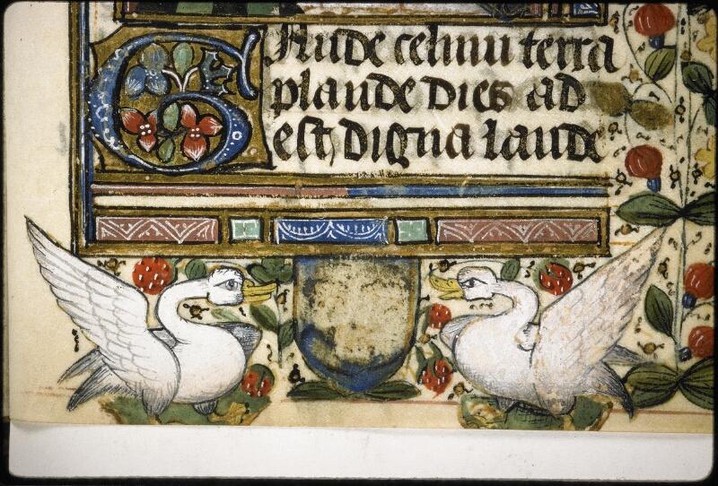 Lyon, Bibl. mun., ms. Palais des Arts 021, f. 124 - vue 3