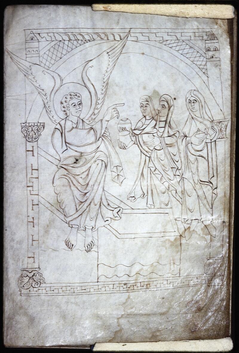 Lyon, Bibl. mun., ms. Palais des Arts 022, f. 001 bis - vue 1