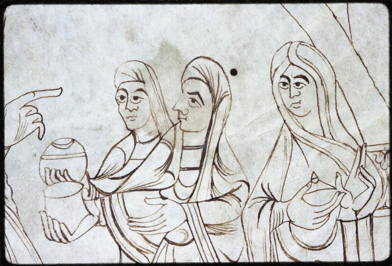 Lyon, Bibl. mun., ms. Palais des Arts 022, f. 001 bis - vue 2