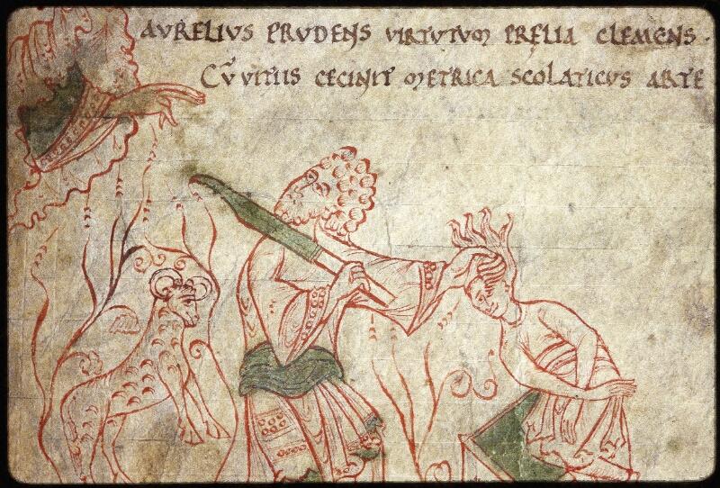 Lyon, Bibl. mun., ms. Palais des Arts 022, f. 002 - vue 3